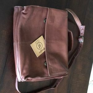 Graffeo Genuine Leather bag